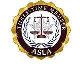 Three-time Member ASLA